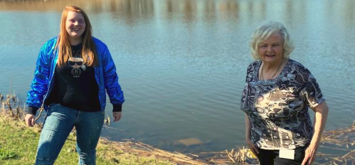 Vrij! strijdt voor het behoud van de vijver in Park Overbos